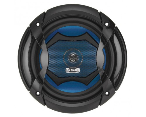 DISCONTINUED - Sound Storm (SSL) Force Series F65C 6.5 Inch 350 Watt Component Speaker System with Poly Injection Cone