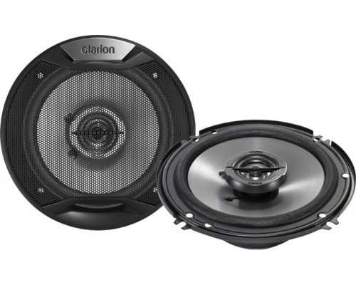 DISCONTINUED - Clarion SRG1621R 6 1/2 Inch 2-Way SRG Series Coaxial Car Speakers (Pair - 180 Watts Peak Power)