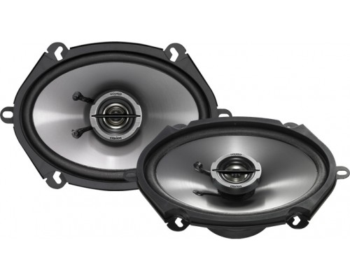 DISCONTINUED - Clarion SRG5721C 5x7 Inch 2-Way SRG Series Coaxial Car Speakers (Pair - 250 Watts Peak Power)