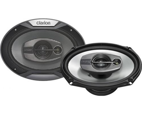 DISCONTINUED - Clarion SRQ6932R 6x9 Inch 3-Way SRQ Series Multiaxial Car Speakers System (Pair - 450 Watts Peak Power)