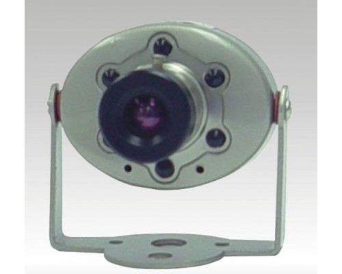 DISCONTINUED - Tview SS2000CA Surface Mount Rear View Back Up Camera with Metal Bracket