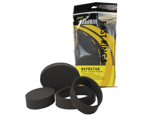 "Stinger RoadKill RKFR5768 6"" x 8"" and 5"" x 7"" Foam Fast Rings"