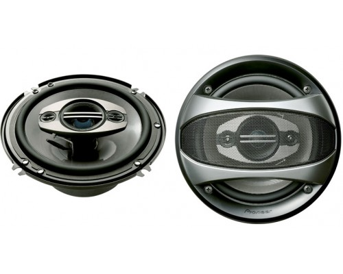 DISCONTINUED - Pioneer TS-A1683R A Series 6.5 Inch 4 Way 280 Watt Speakers