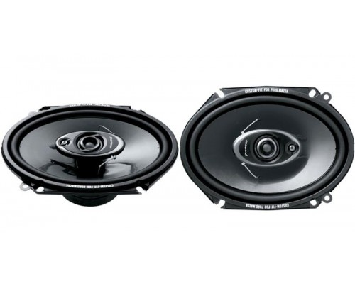 Discontinued - Pioneer 6 Inch x 8 Inch 3-Way Speaker with 240 Watts Max Power