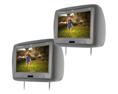 Tview T110PL-Gr 11.2 Inch Universal TFT LCD Headrest Monitor