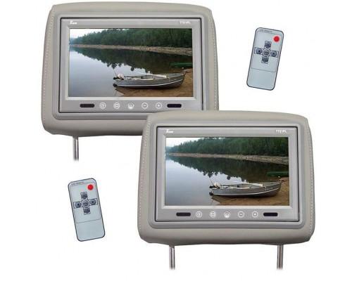 view T721PL 7 Inch Headrest Monitors