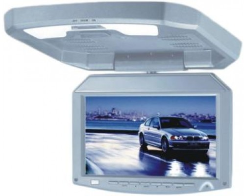 DISCONTINUED - Tview T909IR 9 Inch Overhead Flip Down Swivel LCD Monitor with IR Transmitter