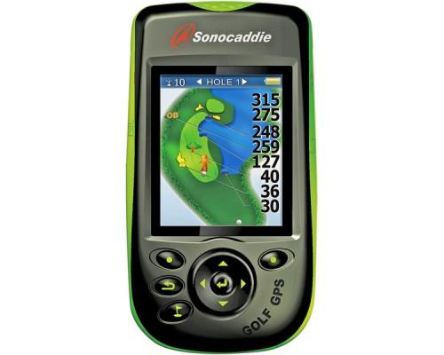 Discontinued - Sonocaddie V300 Waterproof Golf GPS Unit