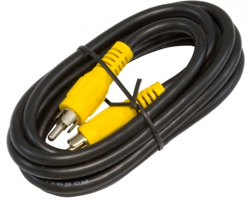 Accelevision VC-3 Double Shielded RCA Video Cable