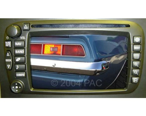 DISCONTINUED - PAC VCI-GM1 Factory Navigation Screen Interface for Cadillac, Chevrolet and GMC Vehicles
