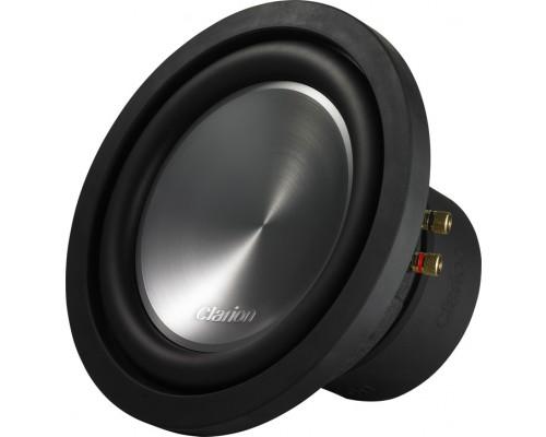"""DISCONTINUED - Clarion WQ2510D WQ Series 10"""" Dual 4 Ohm Voice Coil Subwoofer"""