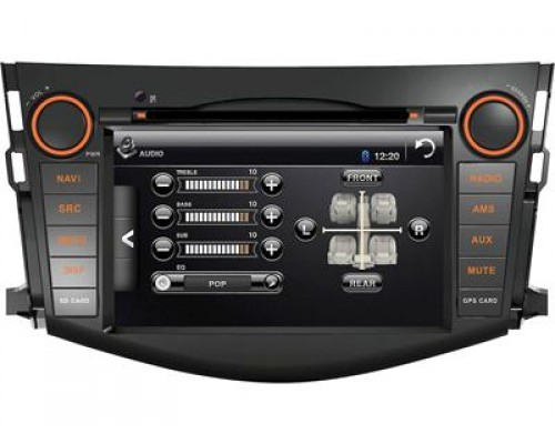 Metra MDF-8217-JBL-1 Navigation receiver for select 2006-11 Toyota RAV4 vehicles with JBL audio systems