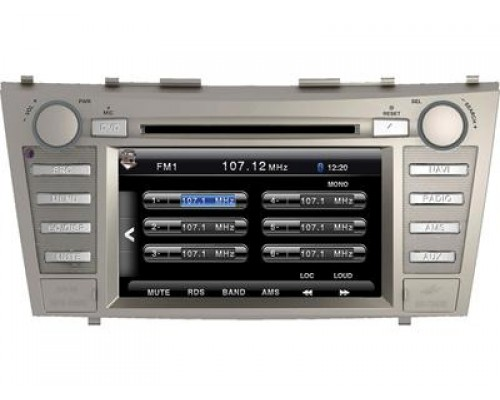 Metra MDF-8218-JBL-1 Navigation receiver for select 2007-11 Toyota Camry models with JBL audio systems
