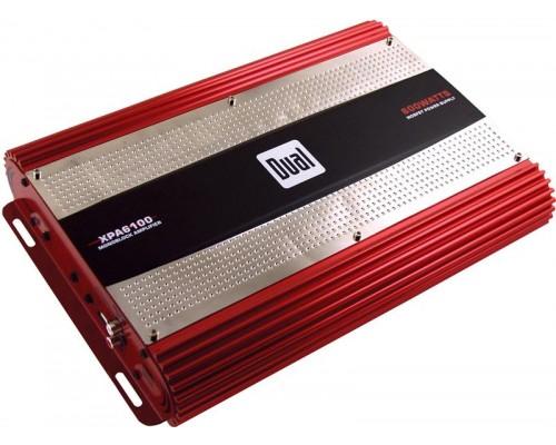 Discontinued - Dual XPA4100 Car Audio Amplifier 400 Watt 4-Channel
