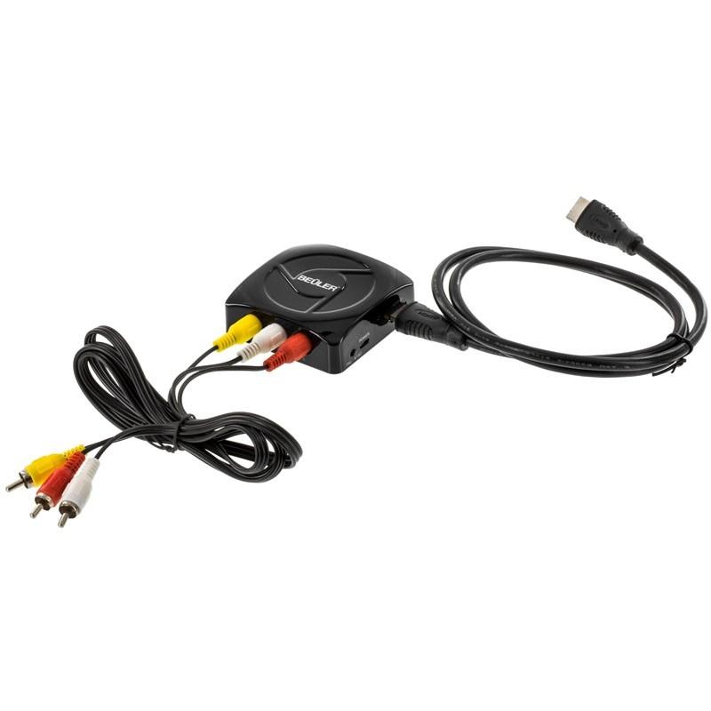 beuler bu audio adaptor cable
