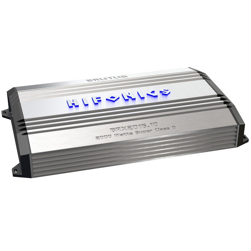 [SCHEMATICS_44OR]  Hifonics BRX2016.1D Brutus Series 2000 Watts Class D Mono-Block Amplifier | Brutus Hifonics Wiring Diagram 2000 |  | Quality Mobile Video
