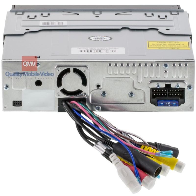 jensen car cd player wiring diagram jensen vx3012 single din flip out bluetooth in dash dvd cd am fm  jensen vx3012 single din flip out