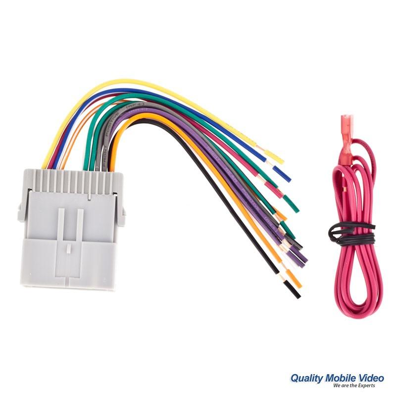 [NRIO_4796]   Metra TurboWires 70-2003 for General Motors 1998-2006, Kia Sorrento EX  2003-2006, Toyota Matrix 2003-2004, Hyundai Santa Fe with Monsoon 2003-2006 Wiring  Harness | 2004 Hyundai Santa Fe Wiring Harness |  | Quality Mobile Video
