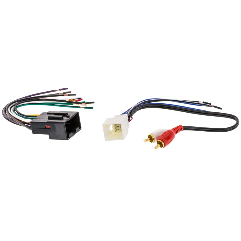 [SCHEMATICS_4JK]  Metra 70-5519 Ford Amplifier Wiring Harness for 1998 - 2008 Ford and  Lincoln Vehicles | 2008 Ford Wiring Harness |  | Quality Mobile Video
