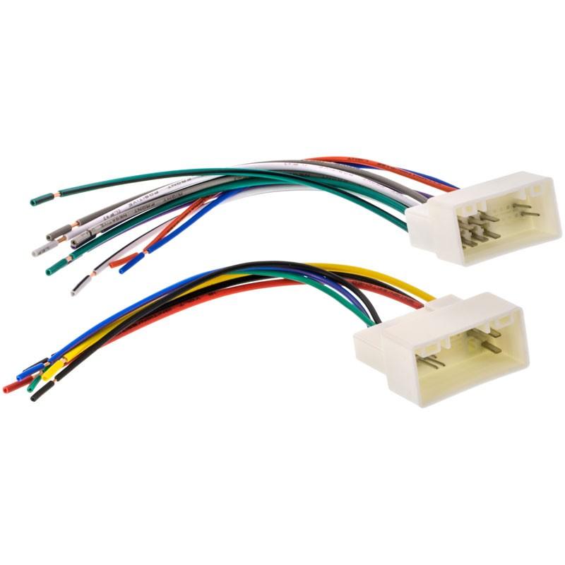 metra 70 7304 car stereo wiring harness for 2010 and up hyundai and kia vehicles