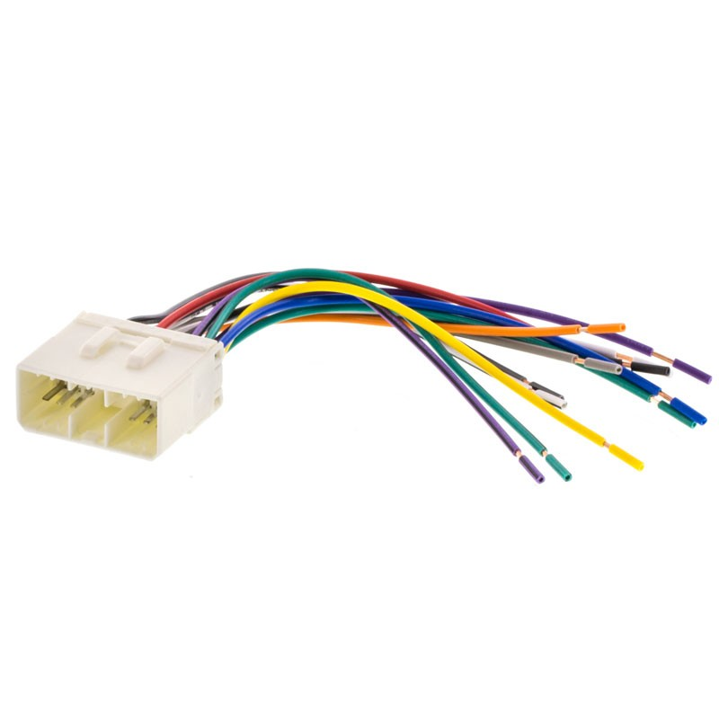 metra 70 8901 car stereo wiring harness for 1990 2006