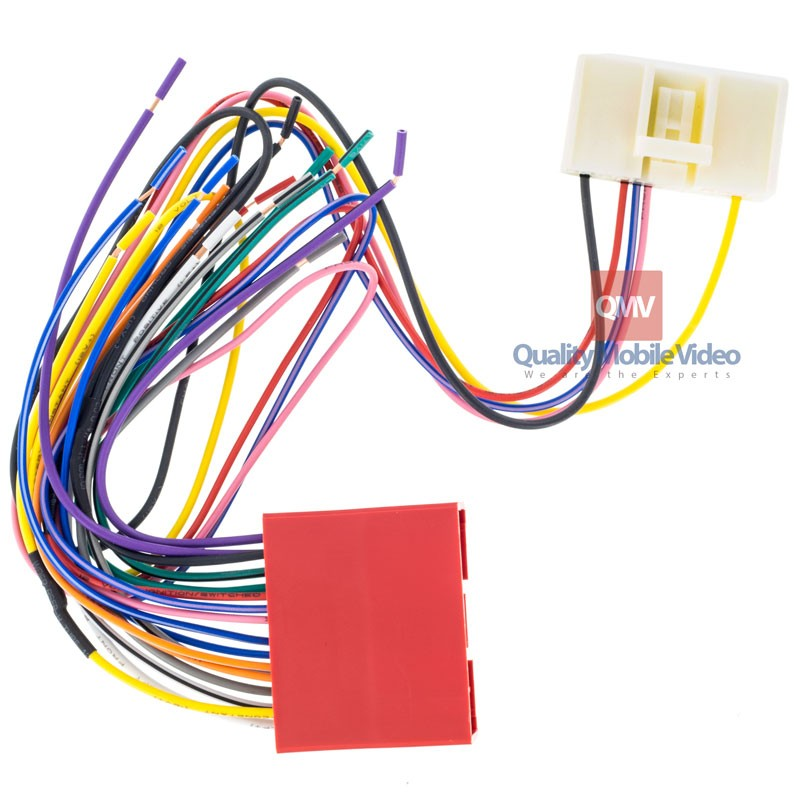 [SCHEMATICS_4FR]  Metra 70-7903T TurboWires Wiring Harness Mazda CX-7 Vehicles | Mazda Cx 7 Stereo Wiring Diagram |  | Quality Mobile Video