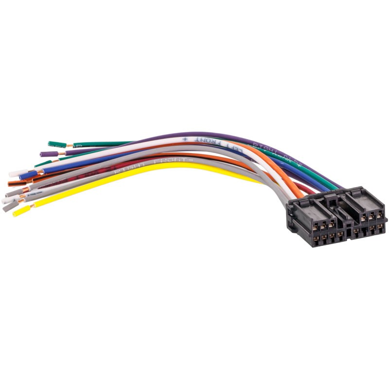 Metra 71-7001 for Mitsubish 92-Up, Dodge Stealth 94-99, Eagle Talon 95-98 Wiring  HarnessQuality Mobile Video