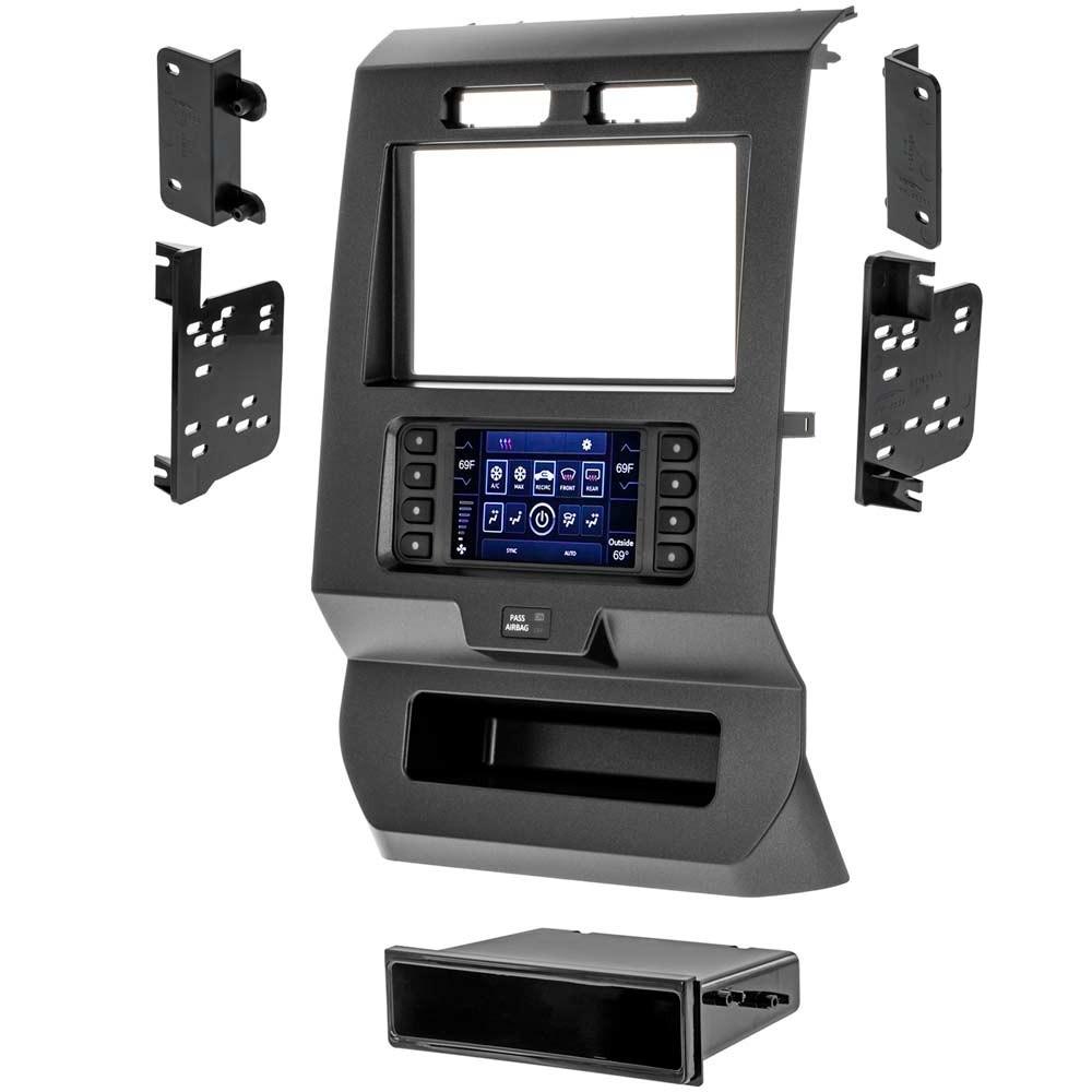 Metra 99-5834CH Aftermarket Radio Installation Dash Kit