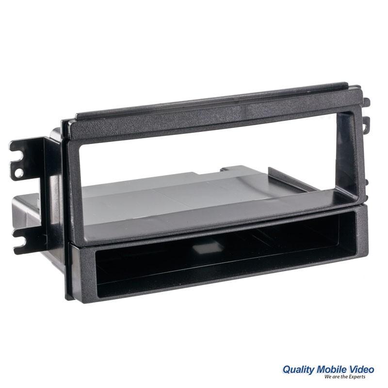 Metra 95-7318 Double DIN Installation Dash Kit for 2005-2006 Kia Spectra 5