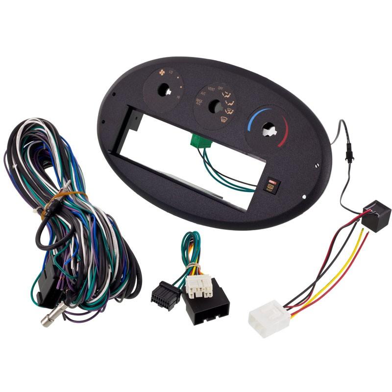 99 ford taurus stereo wiring metra dash kit 99 5715lds ford taurus and mercury sable 70  metra dash kit 99 5715lds ford taurus