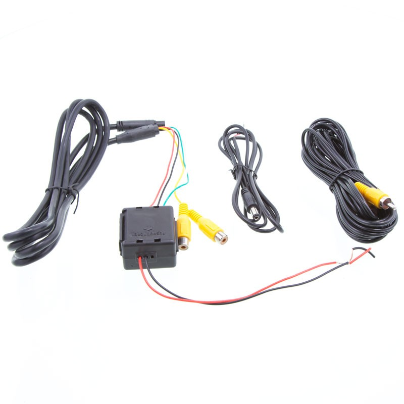 pyle plcm7700 7 quot  window mount tft  lcd monitor   rearview camera with distance scale line Pioneer Wiring Diagram Pyle PLCM7700 Review