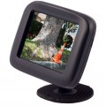 DISCONTINUED - Accelevision LCDP35LSN 360 Optix 3.5 inch LCD Rear View and Back Up Monitor with 2 Video Inputs
