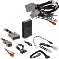Axxess AX-GMCL2-SWC 2003 - 2013 GM Radio Replacement Interface with steering wheel and navigation outputs
