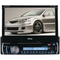 """DISCONTINUED - Boss Audio BV9986BI 7"""" Single-DIN Motorized Touchscreen TFT DVD Receiver with Bluetooth"""