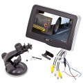 "Boyo VTM4302 4.3"" Digital Rear view monitor with suction cup mount"