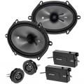 DISCONTINUED - Kicker CS Series 43CSS694 450 watts 6 x 9 inch 2-Way Component Car Speaker System