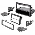 Metra Dash Kit 99-5807 Single or Double DIN Car Stereo Dash Kit for 2004-2009 Ford, Lincoln and Mercury Vehicles