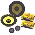 "Pyle PLG6C 6.5"" 2-Way Gear Series Component Car Audio Speaker System"
