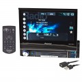 "DISCONTINUED - Pioneer AVH-X6500DVD 7"" Single-DIN In-Dash DVD Multimedia A/V Receiver with AppRadio, Mixtrax, and Pandora"