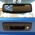 Quality Mobile Video 2009-2012 Dodge Ram Rear View Back Up Camera - Complete Kit 1009-9517