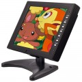 Quality Mobile Video CVSF-1001 Universal 10.4 inch Touchscreen LCD Monitor with VGA and USB Inputs