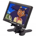 Safesight TOP-SS-7019 Universal 7 Inch Widescreen LCD Monitor with Pedestal Stand
