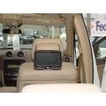 2007 - 2010 Mercedes GL350 - GL450H - GL550 Rosen AV7700 Seat Back Mounted DVD System