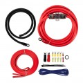 T-Spec V6-4PK 4 Gauge V6 Series Amplifier Installation Kit - Power only