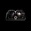Boyo VTB400 Rear View Dual Camera