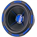 Power Acoustik MOFO-124X MOFO Series X 12 Inch Competition Subwoofer with Dual 4 Ohm 4 Layer Voice Coils