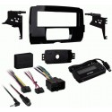 Metra 99-9700 Single DIN Dash Kit for Select 2014 and Up Harley Davidson Motorcycles