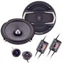 DISCONTINUED - Pioneer TS-A1605C A Series 6 1/2 Inch 350 Watt Component Speaker Package