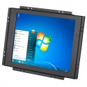Accelevision LCDM104SVGA 10 inch Display Metal Housed LCD Monitor with VGA input and RCA inputs