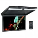 Accele AXFD17 17 Inch Over Head Flip Down LCD Monitor with Dual HDMI inputs